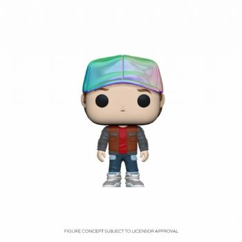 Funko Pop! Vinyl Back to the Future Marty McFly 2015 Figure - Pre-order